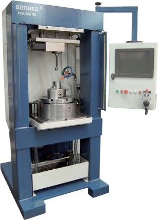p20-250-nc broaching machine, p20-250-nc broaching machine elmass®