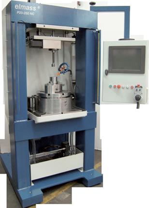 p20-250-nc broaching machine, p20-250-nc broaching machine elmass®