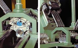 special broaching machine, custom broaching machine
